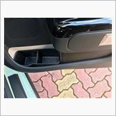 CAR MATE / カーメイト リア用ポケット ソフトタイプ ブラック 収納 CZ340