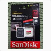 SanDisk 32GB microSDHC Extreme