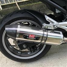 NC750Xヨシムラ スリップオンマフラー R-77Jサイクロン SSCの単体画像