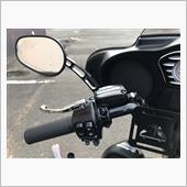 Kemi Moto エッジカット コレクション ミラー