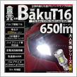 ピカキュウ BAKU T16 650lm