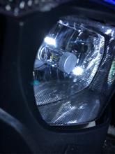 YZ250FX不明 LED H4 ファンレスの単体画像