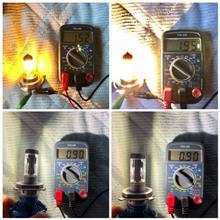 YZ250FX不明 LED H4 ファンレスの全体画像
