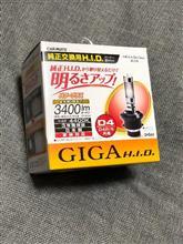 クラウンロイヤル ハイブリッドCAR MATE / カーメイト GIGA GIGA パワープラス 4400K D4R/S / GH944の単体画像