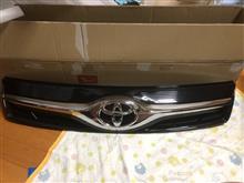 トールトヨタ(純正) タンクカスタム純正グリルの単体画像