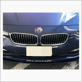 BMW(純正) キドニーグリル クローム