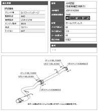 その他KAKIMOTO RACING / 柿本改 GTbox 06&S M44333の全体画像