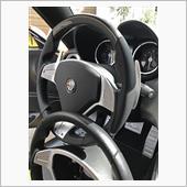 OEM CF Steering Wheel