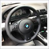 BMW(純正) ステアリングカバー