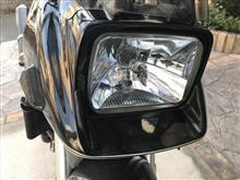 GSX750S KATANA (カタナ)スフィアライト HIDコンバージョンキットの全体画像