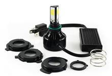 SM450Rノーブランド 交流仕様LEDヘッドライトバルブ(H4)の単体画像