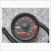 DAYTONA(バイク) 電気式タコメーター 18000rpm