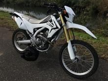 CRF250LFMF Power Core 4SA HEXの単体画像
