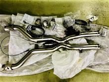 AMG GTAKRAPOVIC Evolution Exhaust Systemの全体画像
