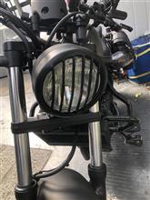 レブルIPF LEDヘッドライトの単体画像