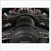 Audi純正(アウディ) RS用シフトパドル
