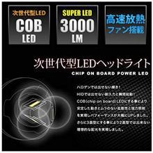 リードEX不明 HS5 LEDヘッドライトの全体画像