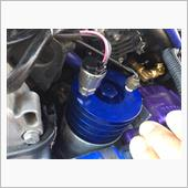 FUKAZAWA MODIFY / 深澤自動車 M44&M43エンジン用 センサー取り出しオイルキャップ