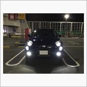 CAR ROVER LED双食フォグランプ(H8)