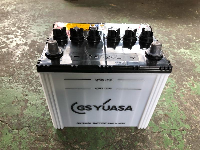 GS YUASA PRN-75D23L