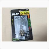 M&Hマツシマ 4DMC PH7 12v30/30w(エクストラビーム クリア)