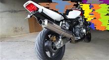 CB1300 SUPER FOUR (スーパーフォア)MORIWAKI ENGINEERING ZERO  SSの全体画像