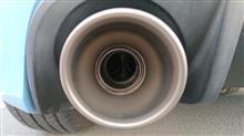 アバルト・500 (ハッチバック)AKRAPOVIC Slip-on exhust systemの全体画像