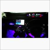 ピカキュウ 3chip SMD3連ワンポイントLEDテープ/黒基盤/SMD3連/LEDカラー:ピンクパープル