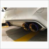 Burger Motorsports S55 Exhaust Tips