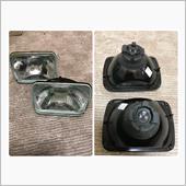 KOITO / 小糸製作所 角型2灯 H4バルブ交換式セミシールドビーム