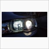 e-auto fun LED H8/H11/H16 対応 LED バルブ 50W 6000k LEDフォグランプ LEDフォグライト 純正交換 【CREE製「XB-R5」搭載】 【ホワイト 12V/24V兼用】2個1セット