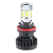 リード110不明 HS5 Hi/Lo LED ヘッドライト 六面発光 AC/DC 9-18v対応 CREE製 35Wの単体画像