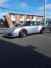 911 (クーペ)YOKOHAMA ADVAN Racing  New GT FORGED A6061-T6の単体画像