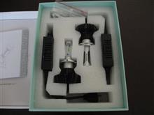 CBR600F4iAutofeel LED ヘッドライトバルブ H7の単体画像