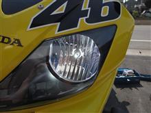 CBR600F4iAutofeel LED ヘッドライトバルブ H7の全体画像