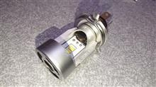 SDR不明 LEDヘッドランプバルブ H4(HI/LO)の単体画像
