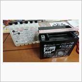 FB / 古河電池 FTX12-BS
