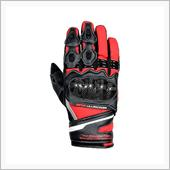 SiMPSON Nylon Gloves レッド L SG-8172