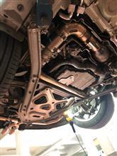718 ボクスターFabSpeed Streetsport Catback Exhaust Systemの単体画像