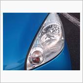 デントリペア・サエキ ヘッドライト磨き&クリア塗装