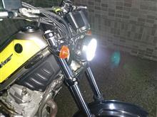 トリッカーWin Power 暗夜武士 H4 LEDヘッドライトバルブの単体画像