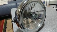 SDR不明 マルチリフレクターヘッドランプの単体画像