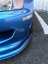 Z3MロードスターHAMANN フロントスポイラーリップの全体画像