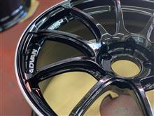 シビック (ハッチバック)YOKOHAMA ADVAN Racing RZⅡの単体画像