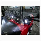 AUDEN バイク用LEDヘッドライト  ハンドルにつけるライト