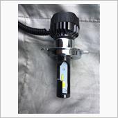 POOPEE(ポーペ) LEDヘッドライト H4 3色