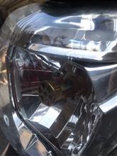 GSR400Street cat H4 LEDヘッドライトの単体画像
