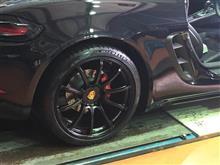 718 ボクスターYOKOHAMA ADVAN Racing  ADVAN Racing RSⅡの全体画像