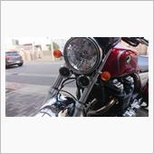 LinksAuto Hi-Lo H4 LEDヘッドライト COBチップ  6000K