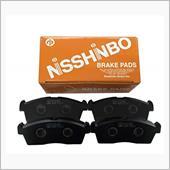 NISSHINBO / 日清紡ブレーキ  PF-1136 カリブBZ-Tリア用